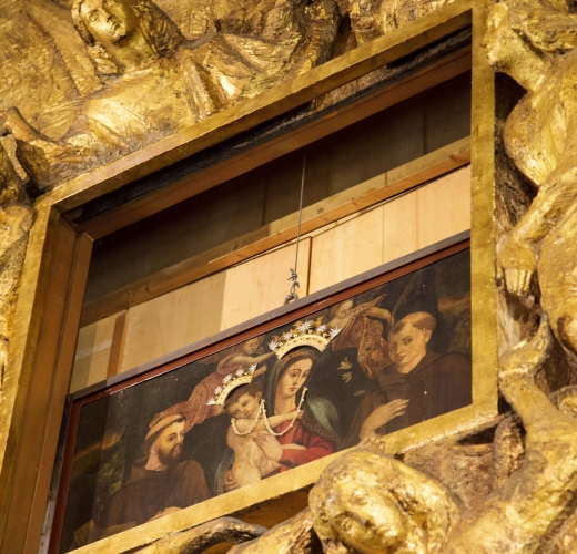 Madonna della Consolazione Eremo