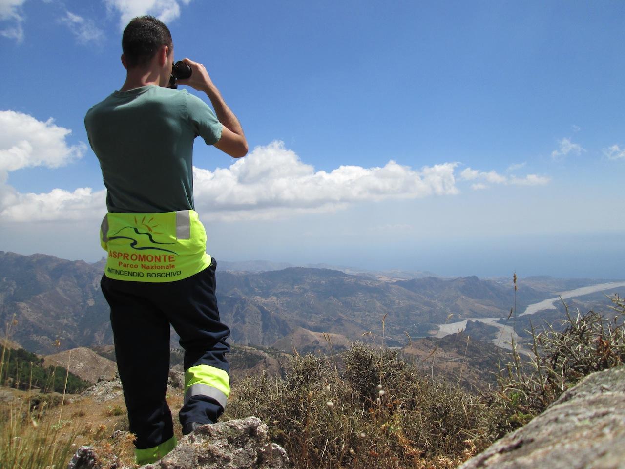 Il Parco nazionale dell'Aspromonte vara il suo piano antincendio