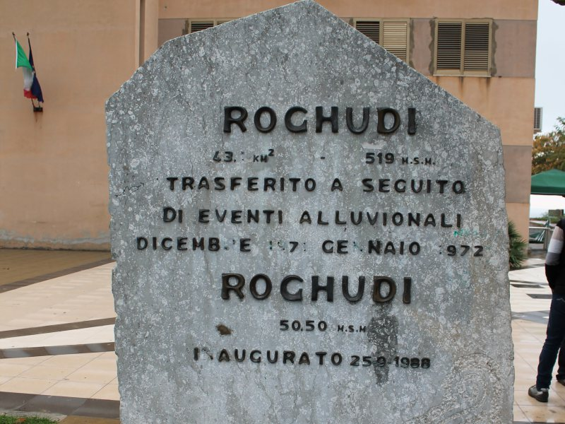La festa patronale a Roghudi
