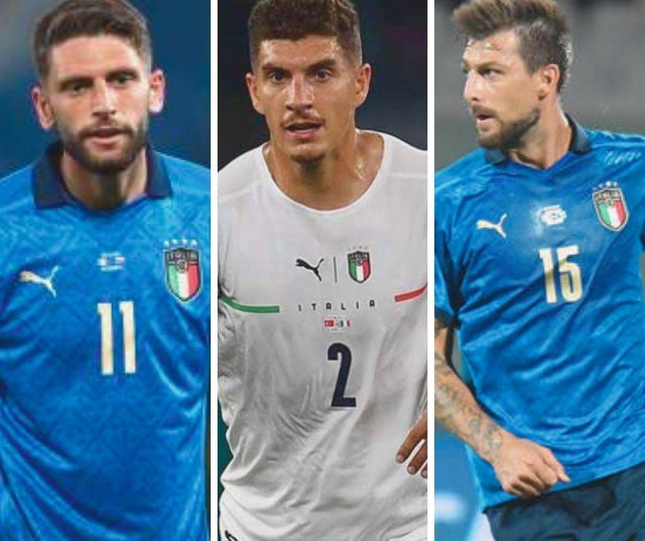 C'è tanta Calabria nell'Italia agli Europei 2020