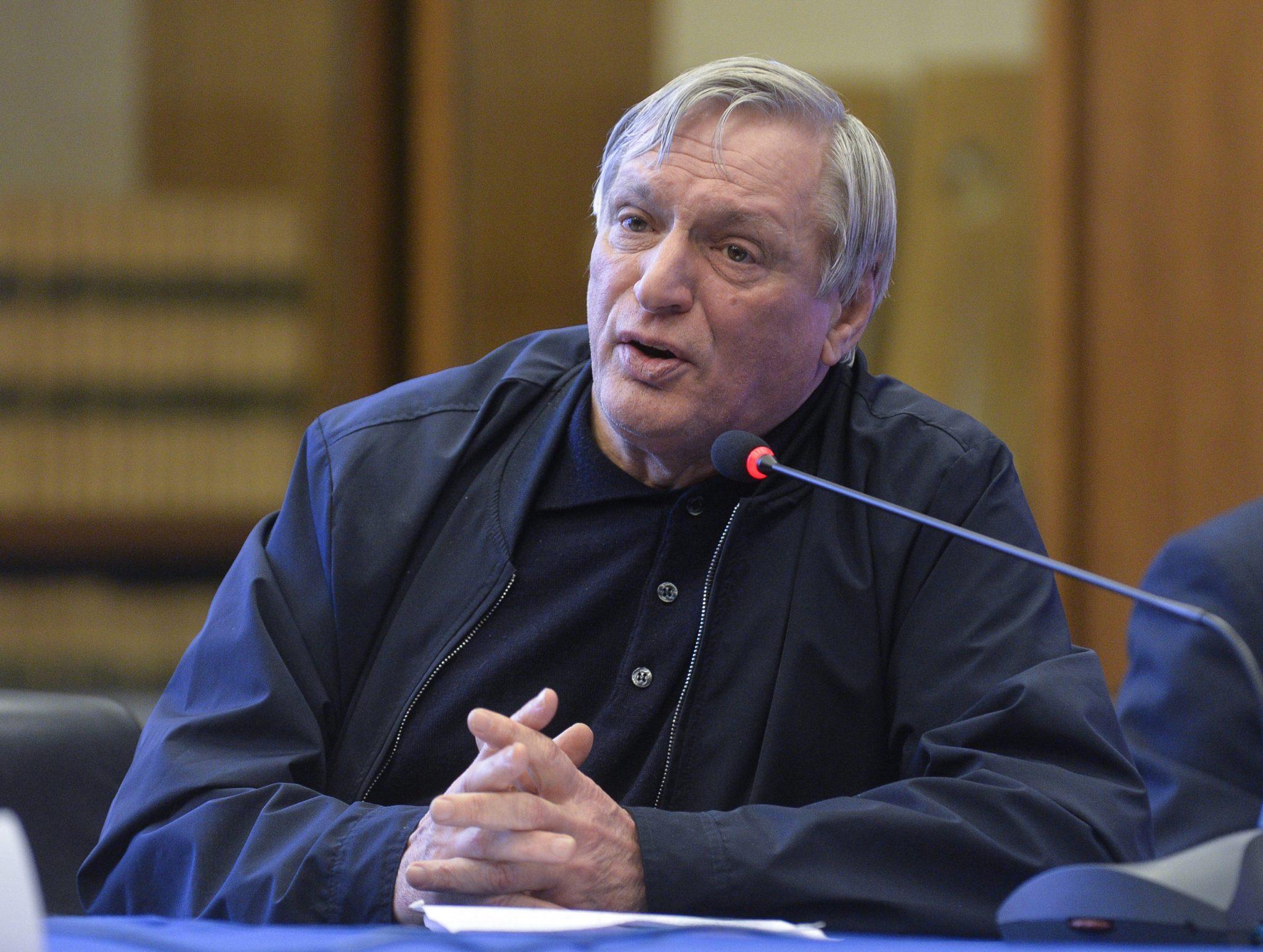 Don Luigi Ciotti a Reggio Calabria