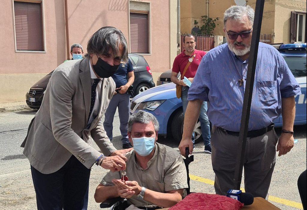 Giustizia sociale a Villa San Giovanni, oggi, una giornata storica