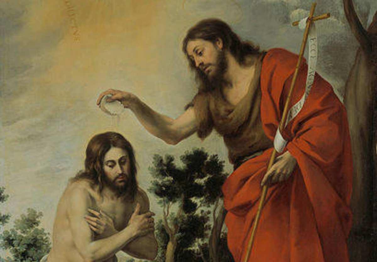 Oggi la Chiesa festeggia San Giovanni Battista