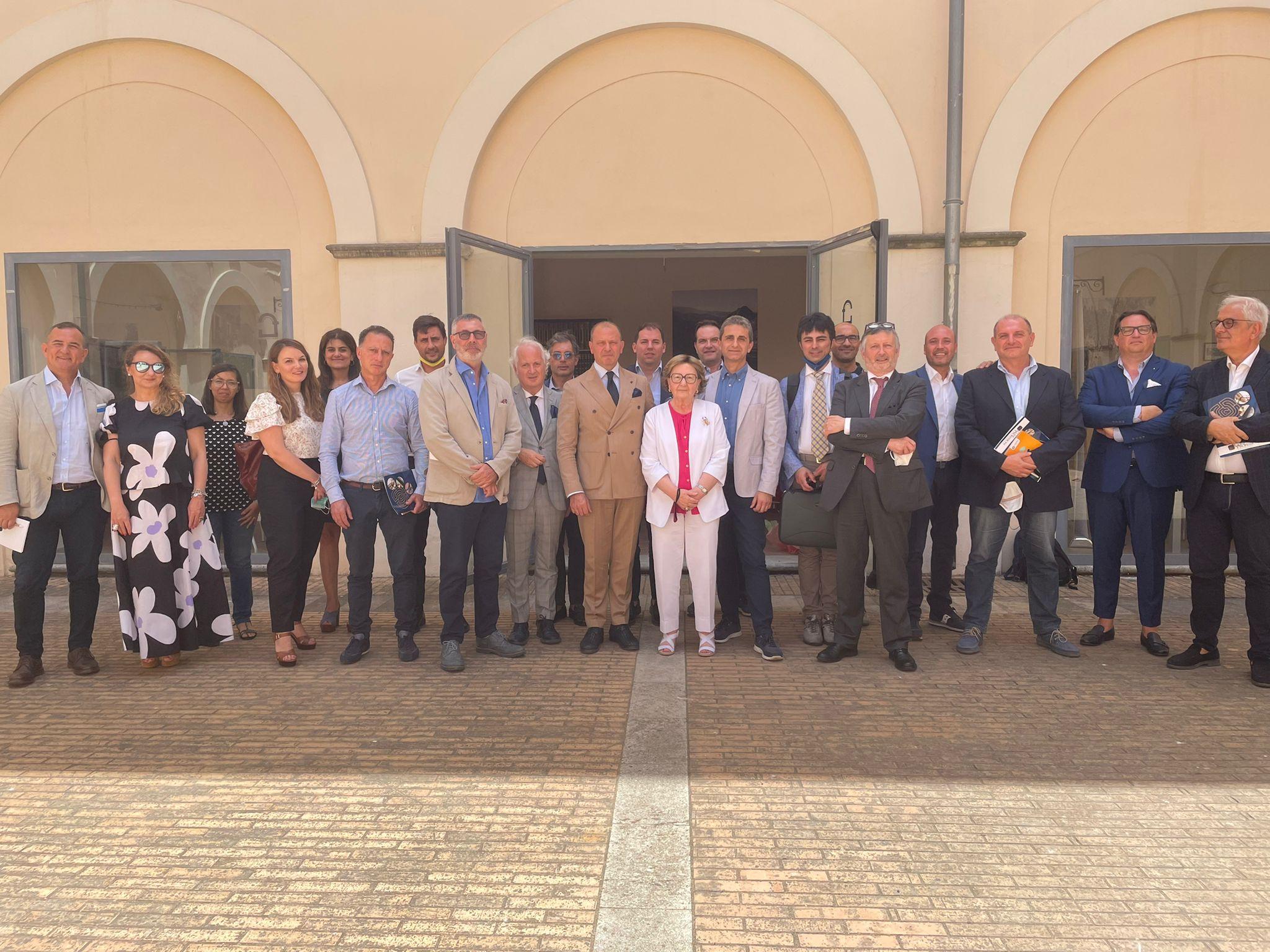Assemblea Elettiva Confprofessioni Calabria