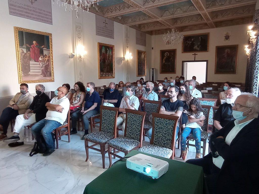 """pubblico seminario """"Il restauro: dal marmo al digitale"""""""