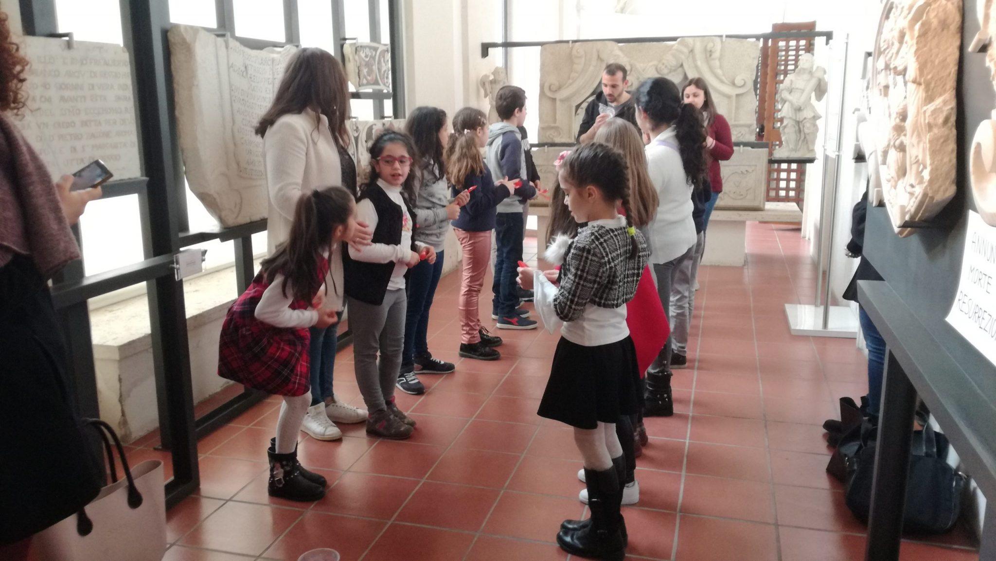 """Proposta didattica al museo """"Sorrentino"""", oggi la presentazione dei risultati"""