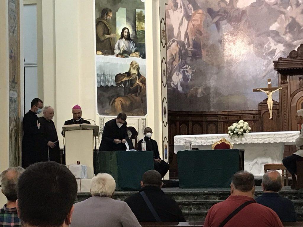 Il vescovo Bertolone su Cassiodoro