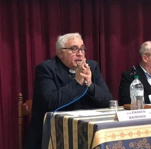 Don Franco Romano firma un libro sulla spiritualità familiare