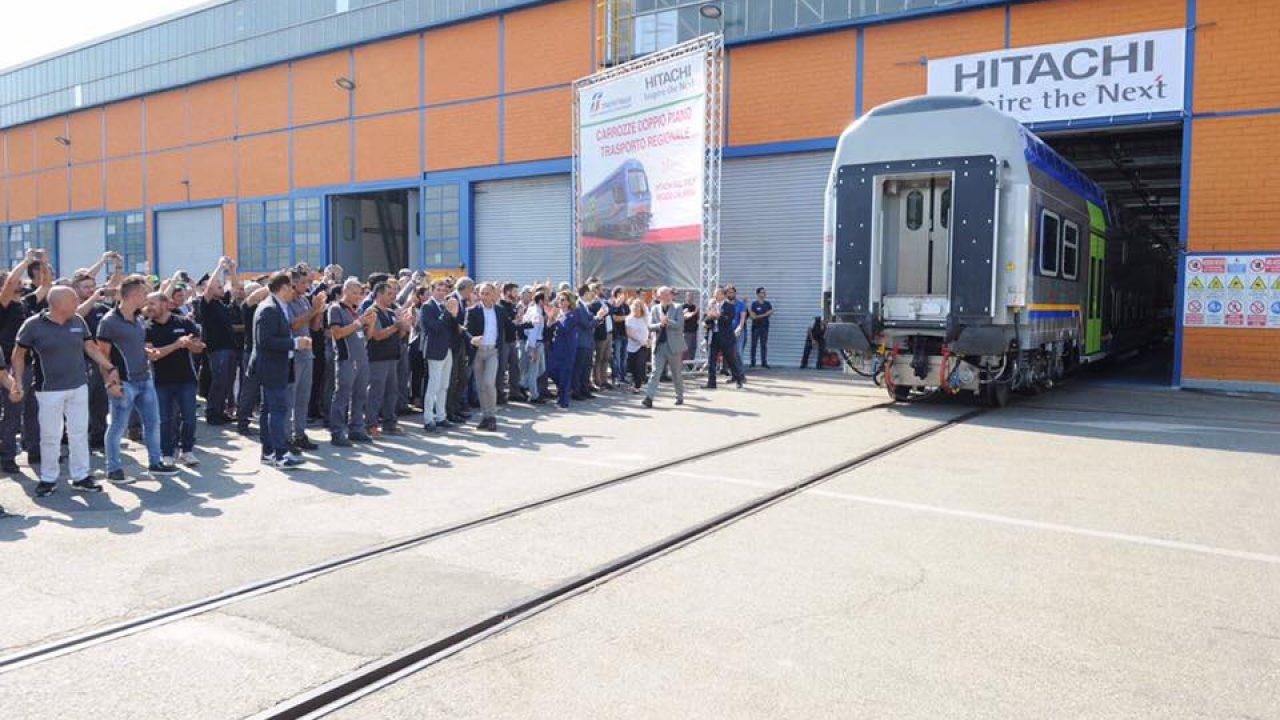 Morto un operaio dell'Hitachi di Reggio Calabria