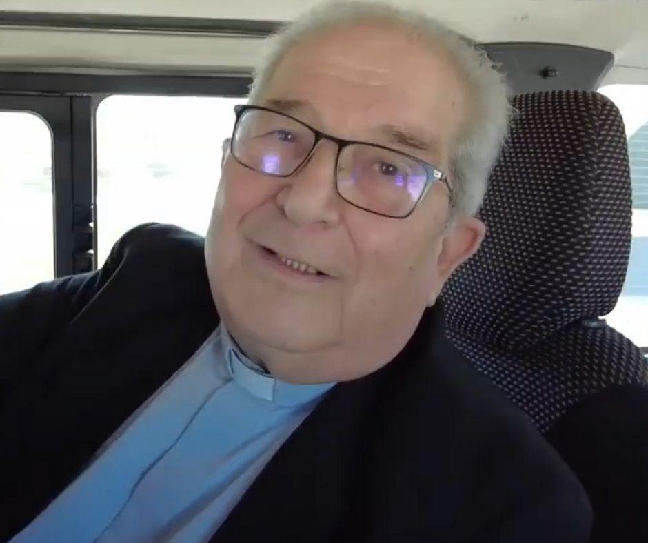 Don Iachino festeggia ottant'anni