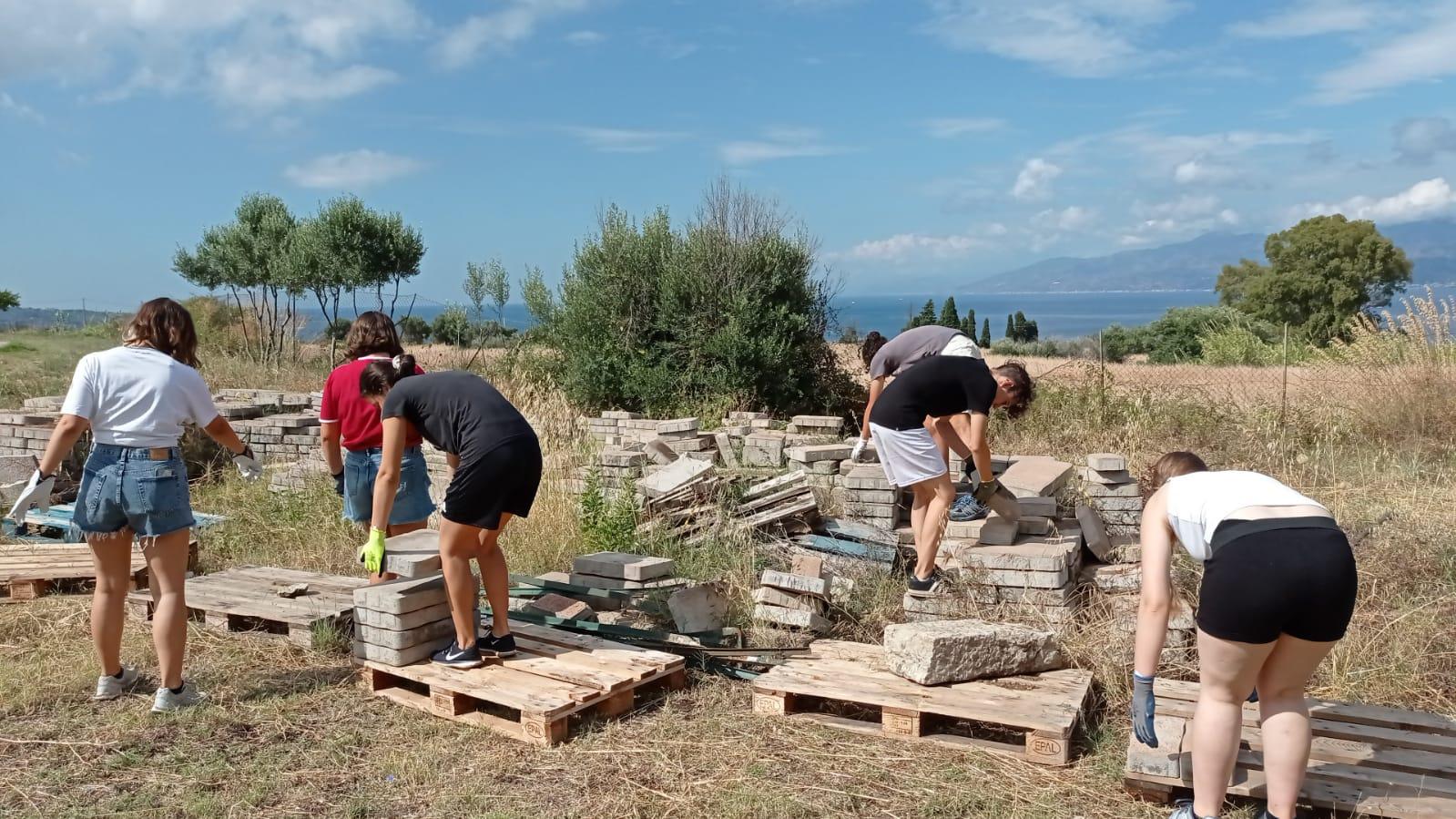 I campi di Libera fanno tappa a Reggio Calabria
