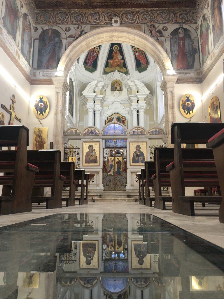 La parrocchia con cento opere d'arte nella diocesi di Lungro