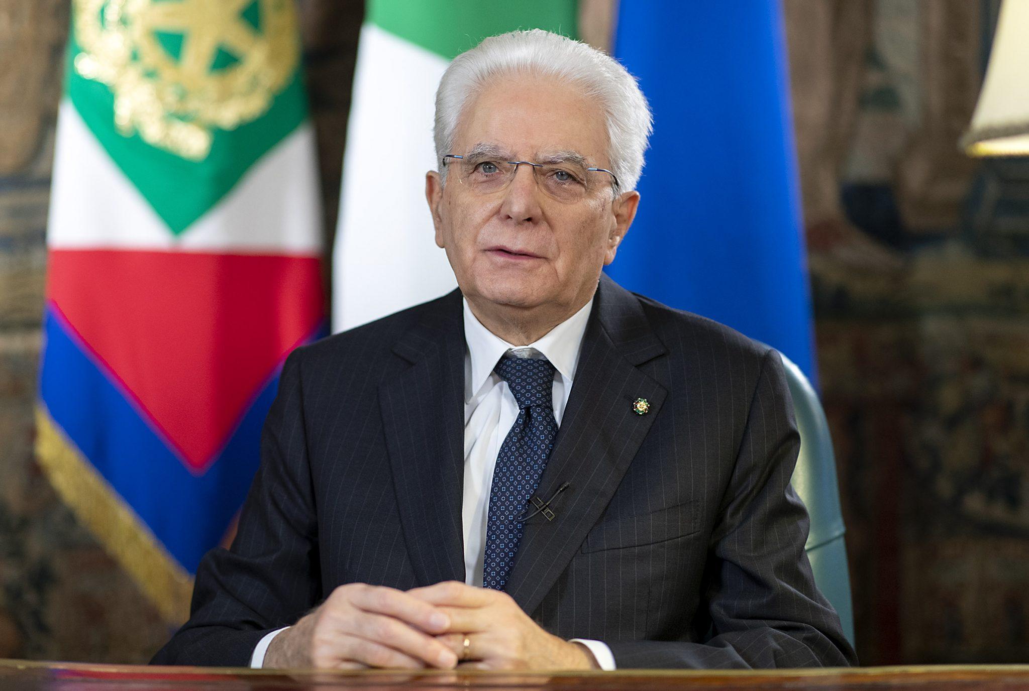 Oggi è il compleanno del presidente Sergio Mattarella