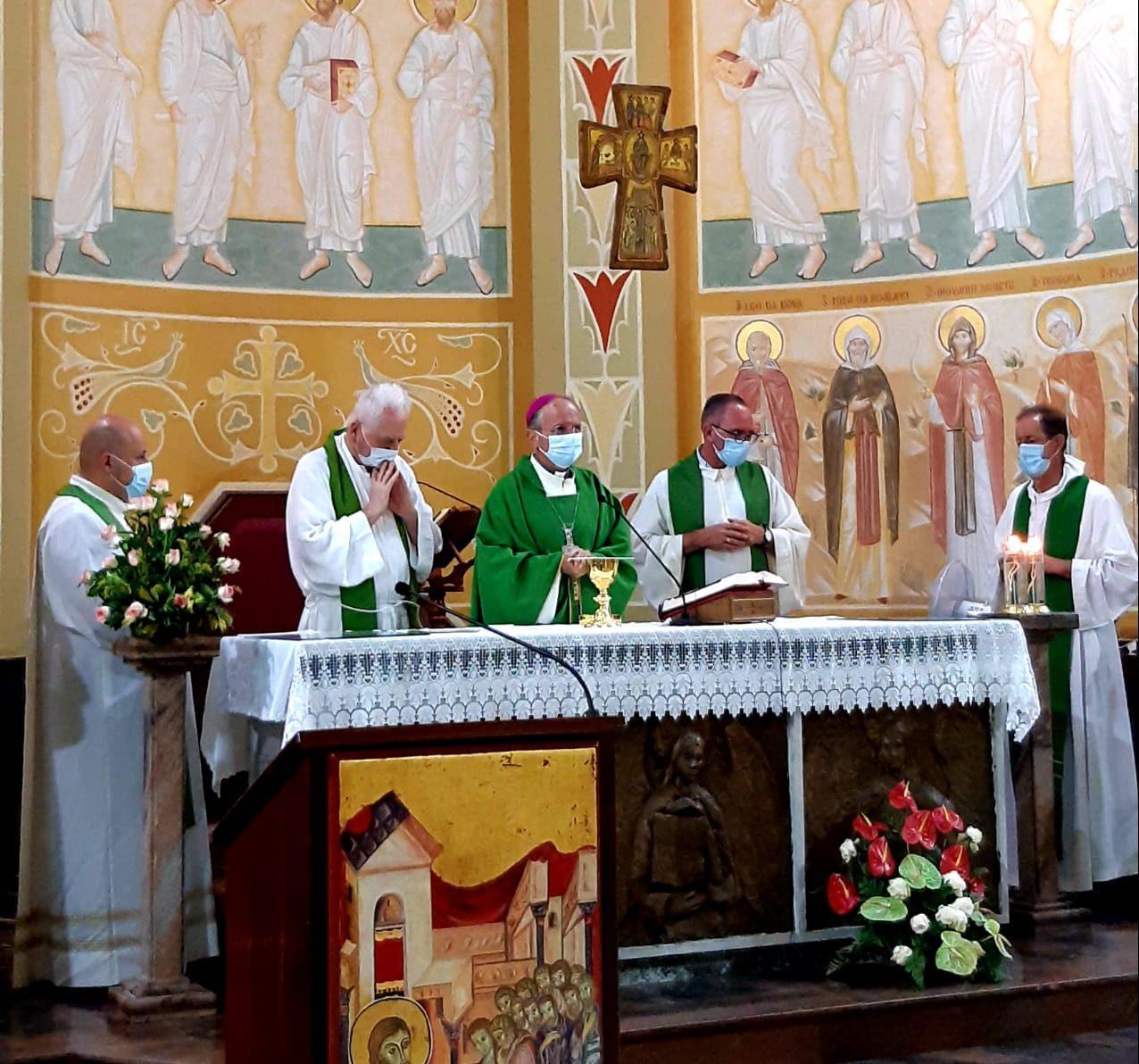 Il vescovo Morrone a Condofuri
