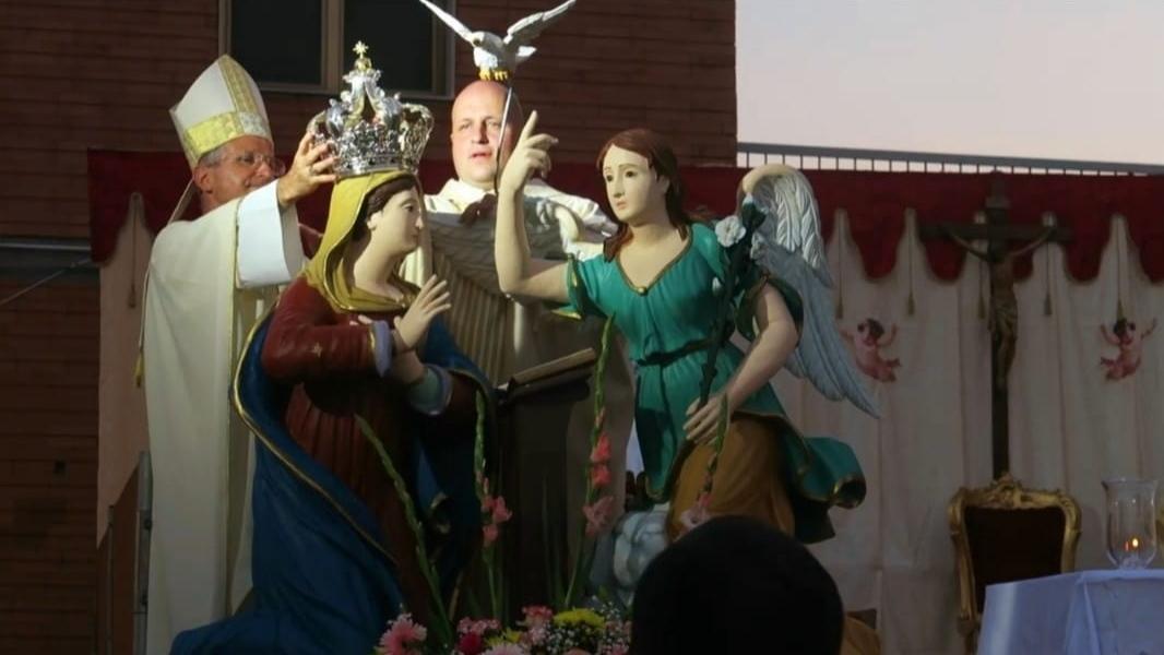 Brancaleone e la festa dell'incoronazione di Maria Santissima Assunta