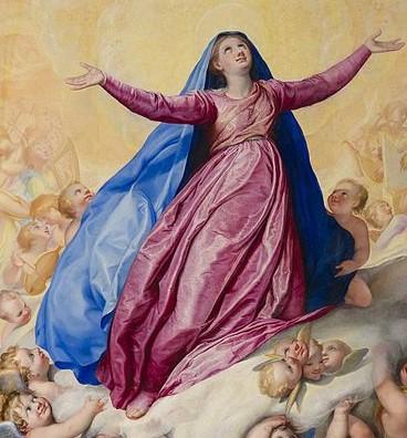 Oggi si festeggia l'Assunzione in cielo di Maria
