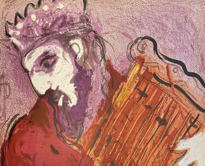 Chagall e la Bibbia, si riflette sul rapporto con l'ebraismo