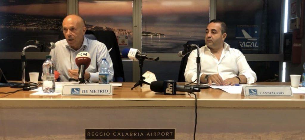 Il (solito) scontro politico sull'Aeroporto dello Stretto