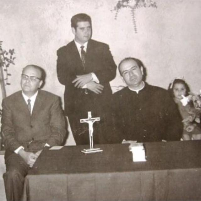 La parrocchia di Gallico ricorda don Demetrio Sergi