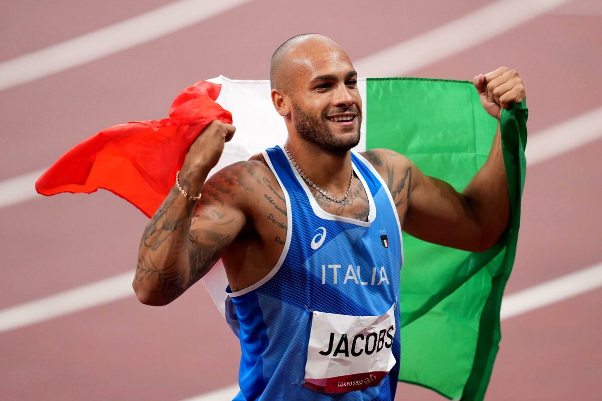 L'uomo più veloce del mondo in vacanza in Calabria