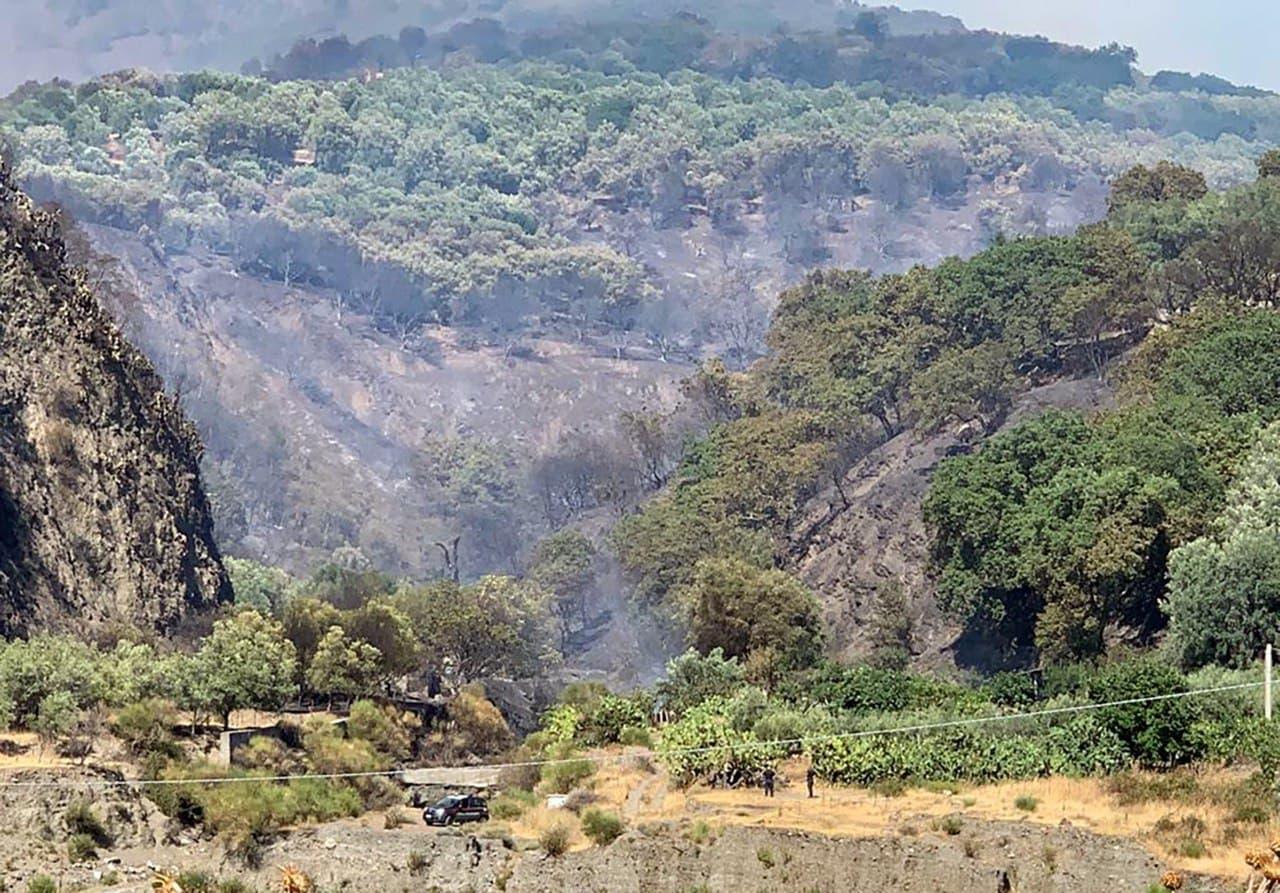 Zia e nipote morte tra le fiamme a San Lorenzo