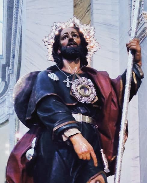 Scilla festeggia San Rocco