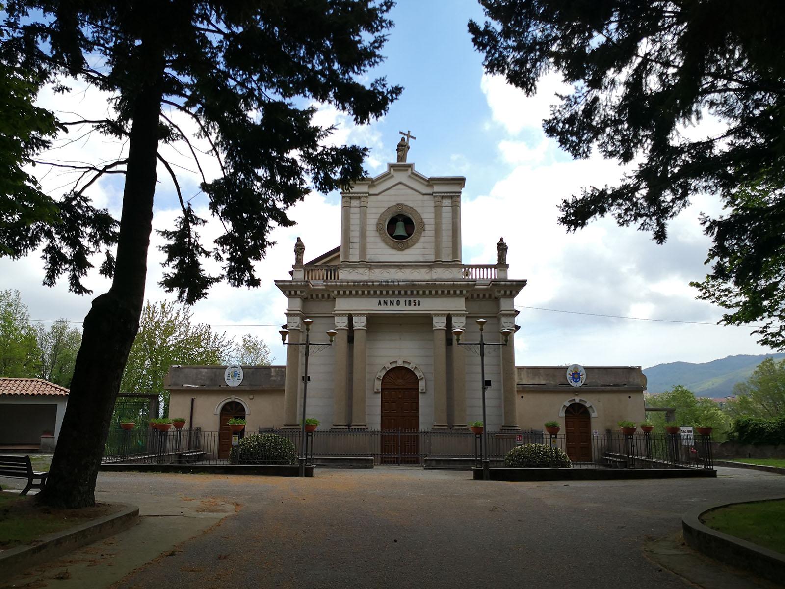 Torre di Ruggiero la piccola Lourdes di Calabria