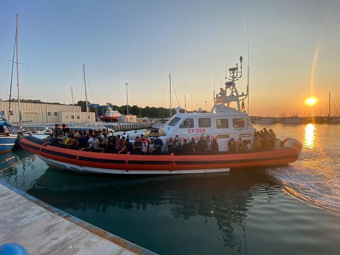 Migranti Roccella Ionica