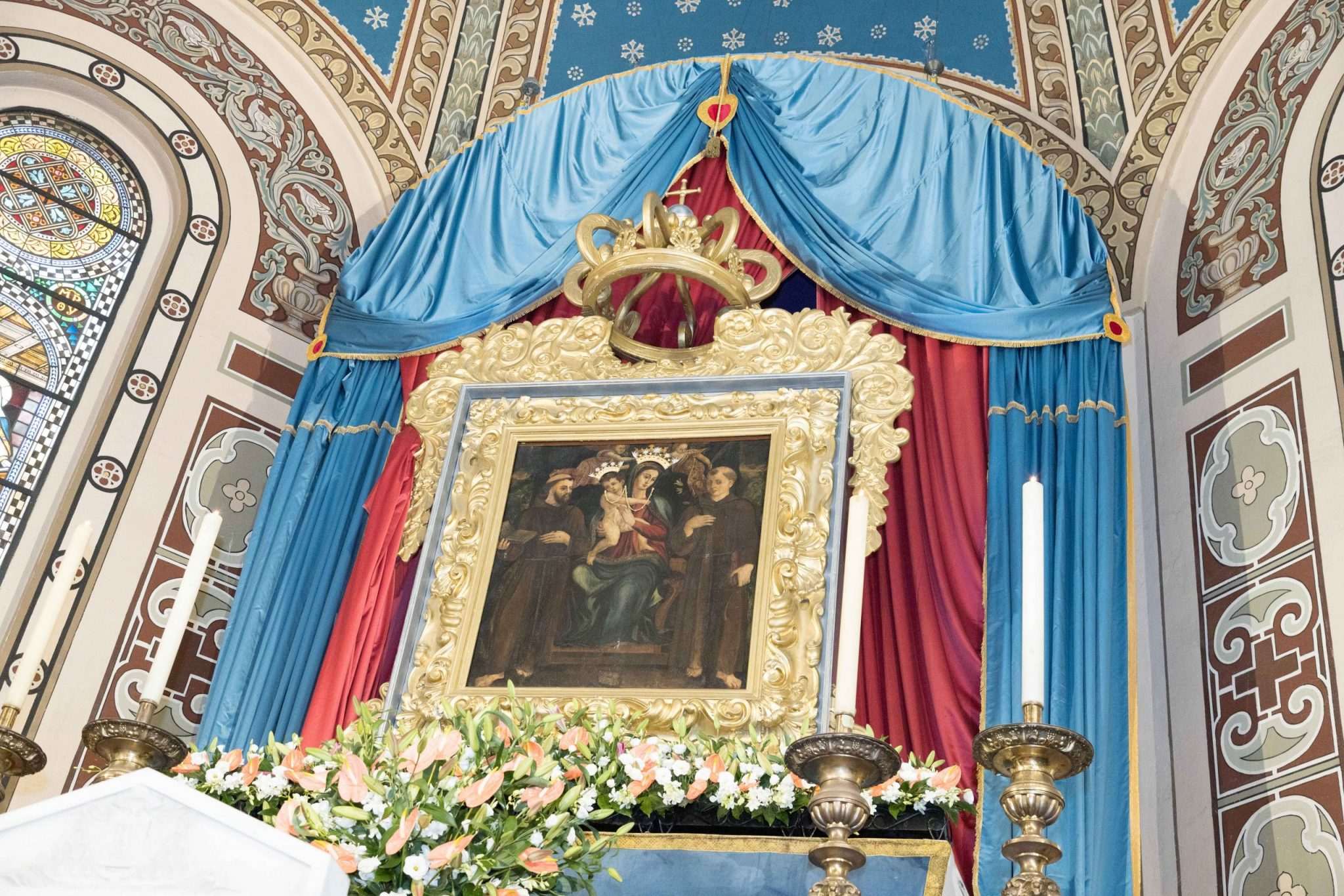 Novità per i pelligrinaggi mariani