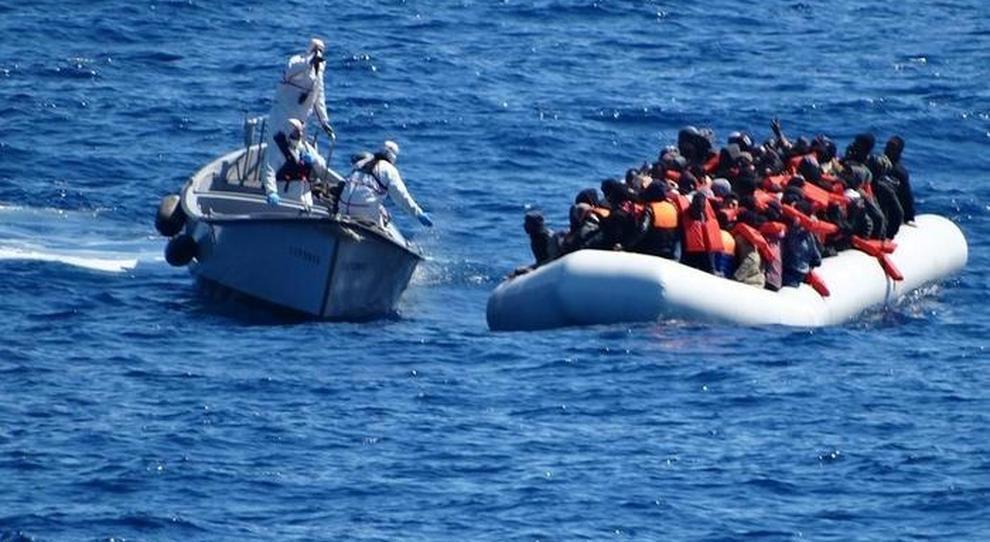 Sbarchi di migranti nel reggino