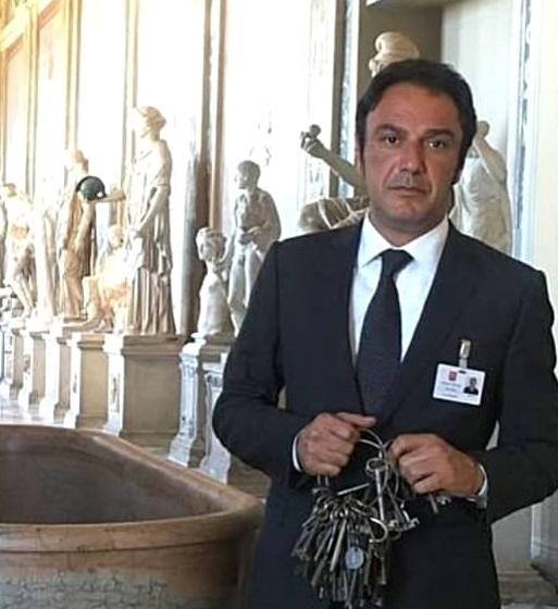 Clavigero Vaticano