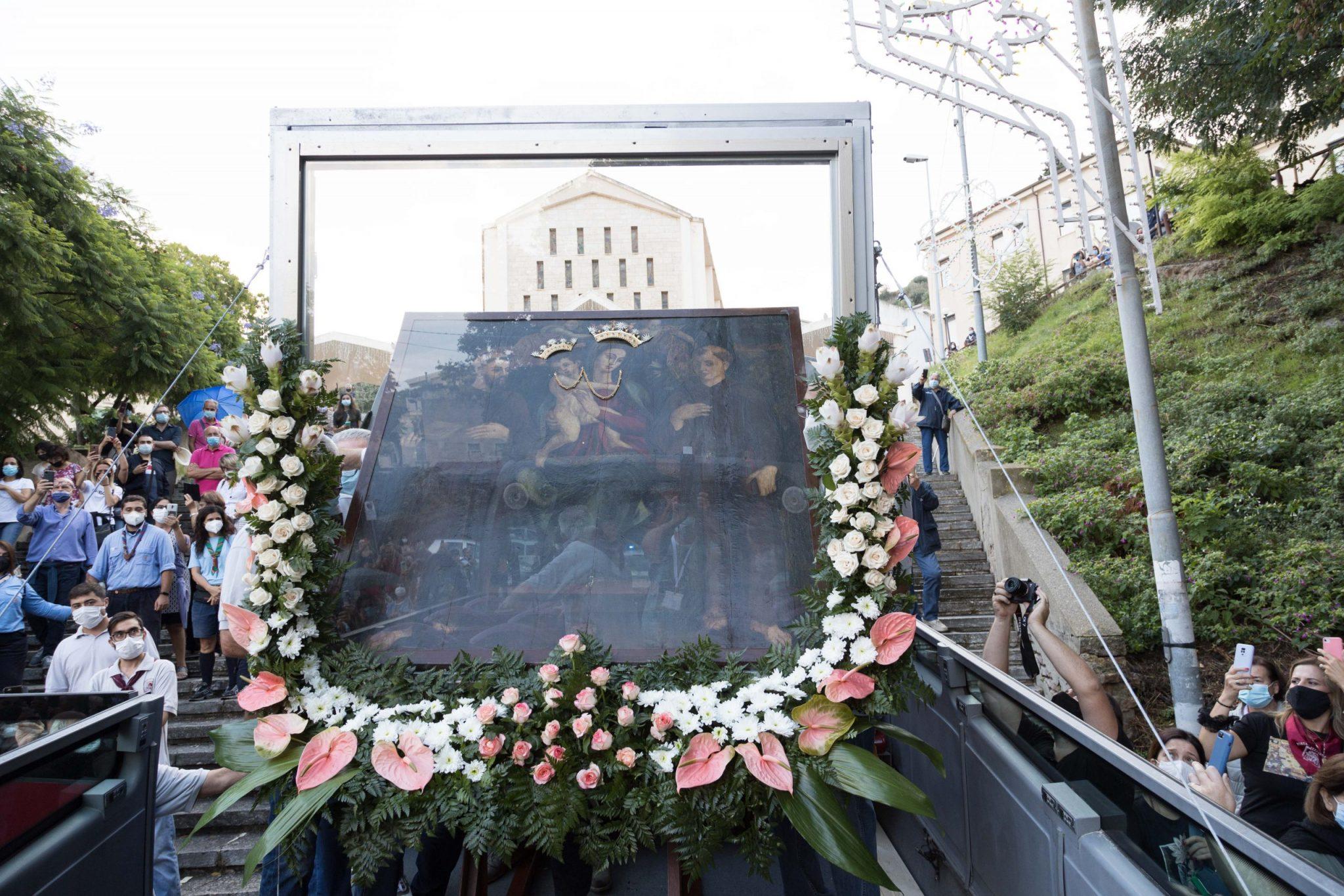 Madonna della Consolazione - Atam