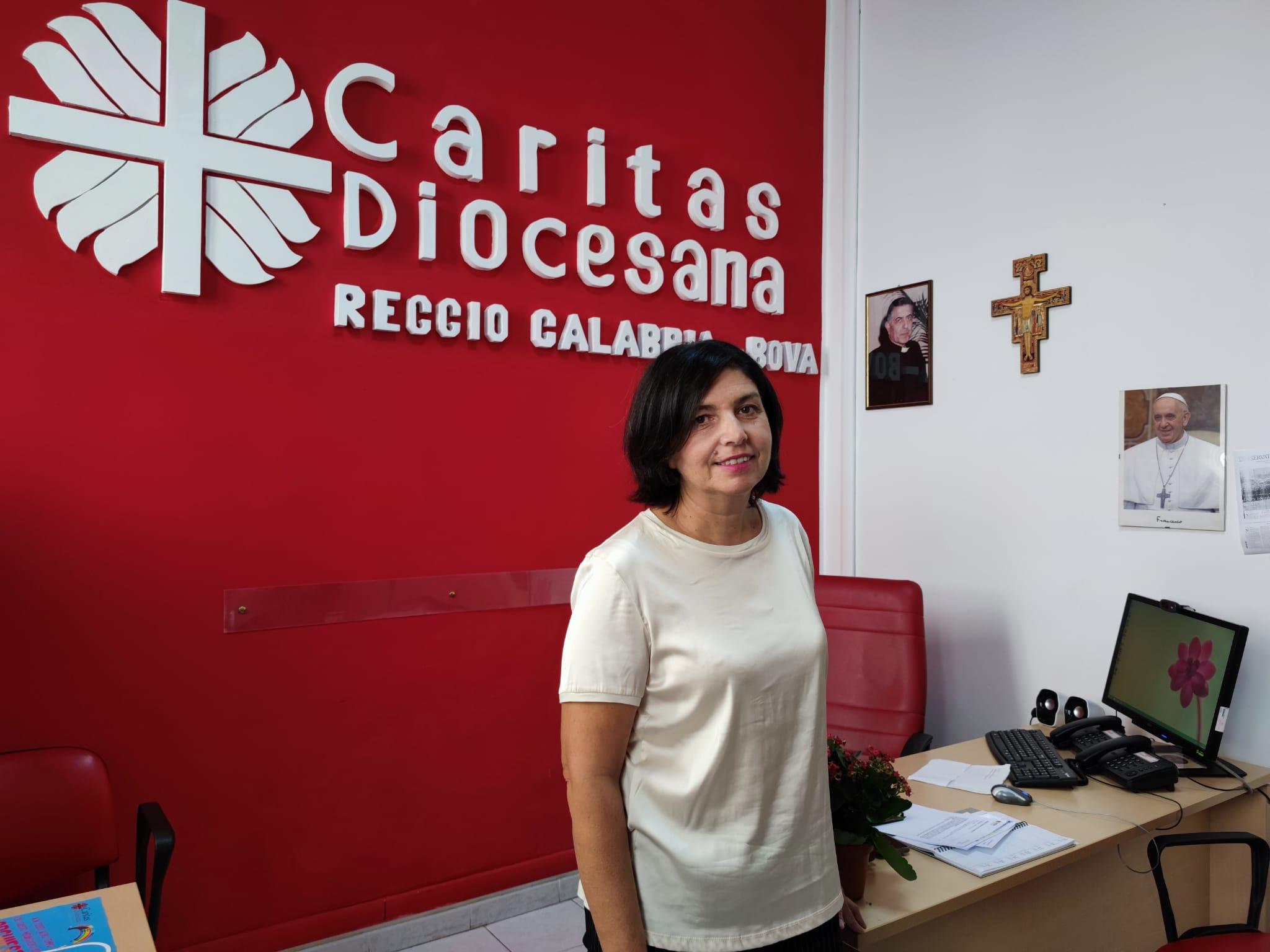 Mariangela Ambrogio Caritas