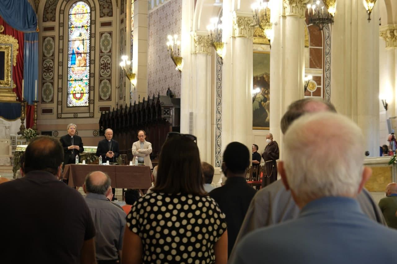 Reggio si apre al cammino sinodale