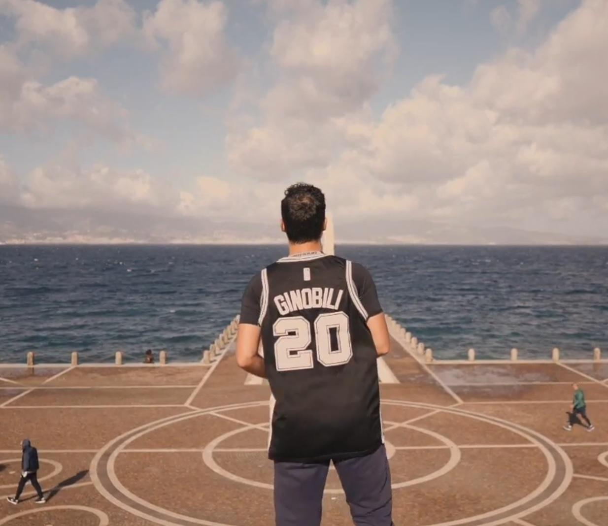 «Come Ginobili» le rime rap tra basket e riscatto giovanile