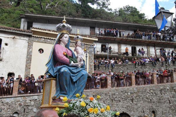 La devozione per la Madonna della Montagna