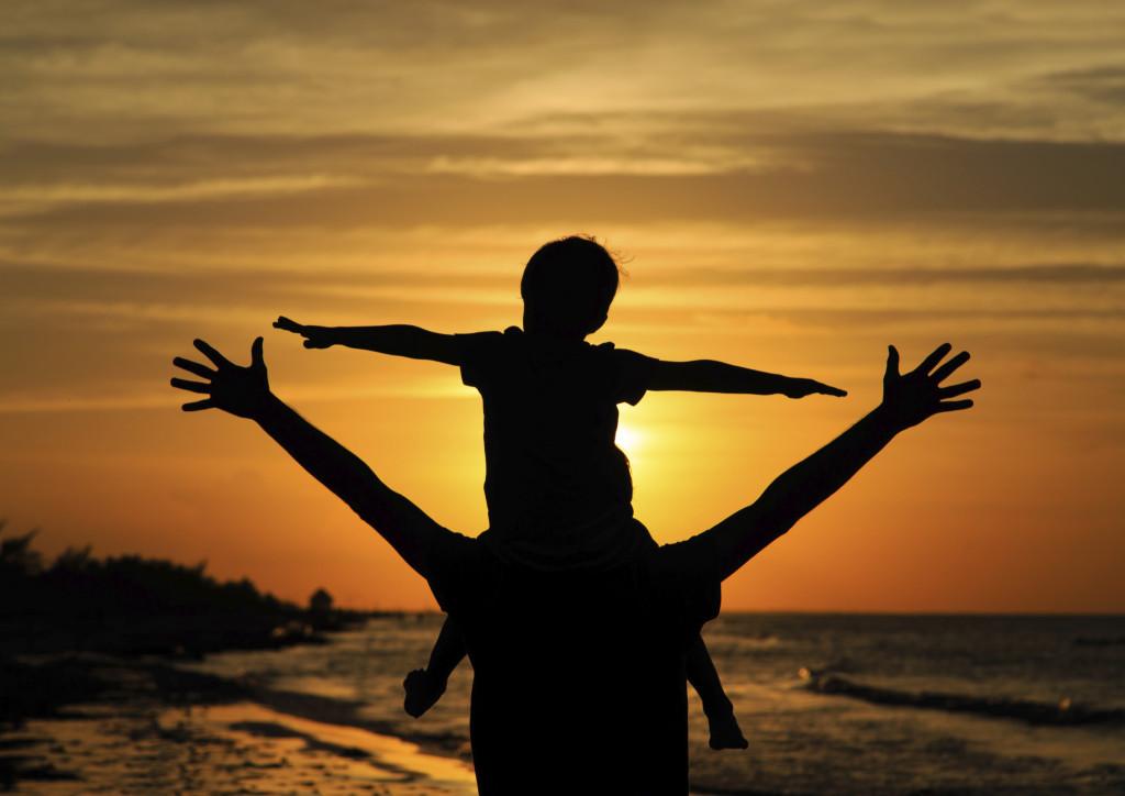 Il buon padre non è perfetto ma c'è