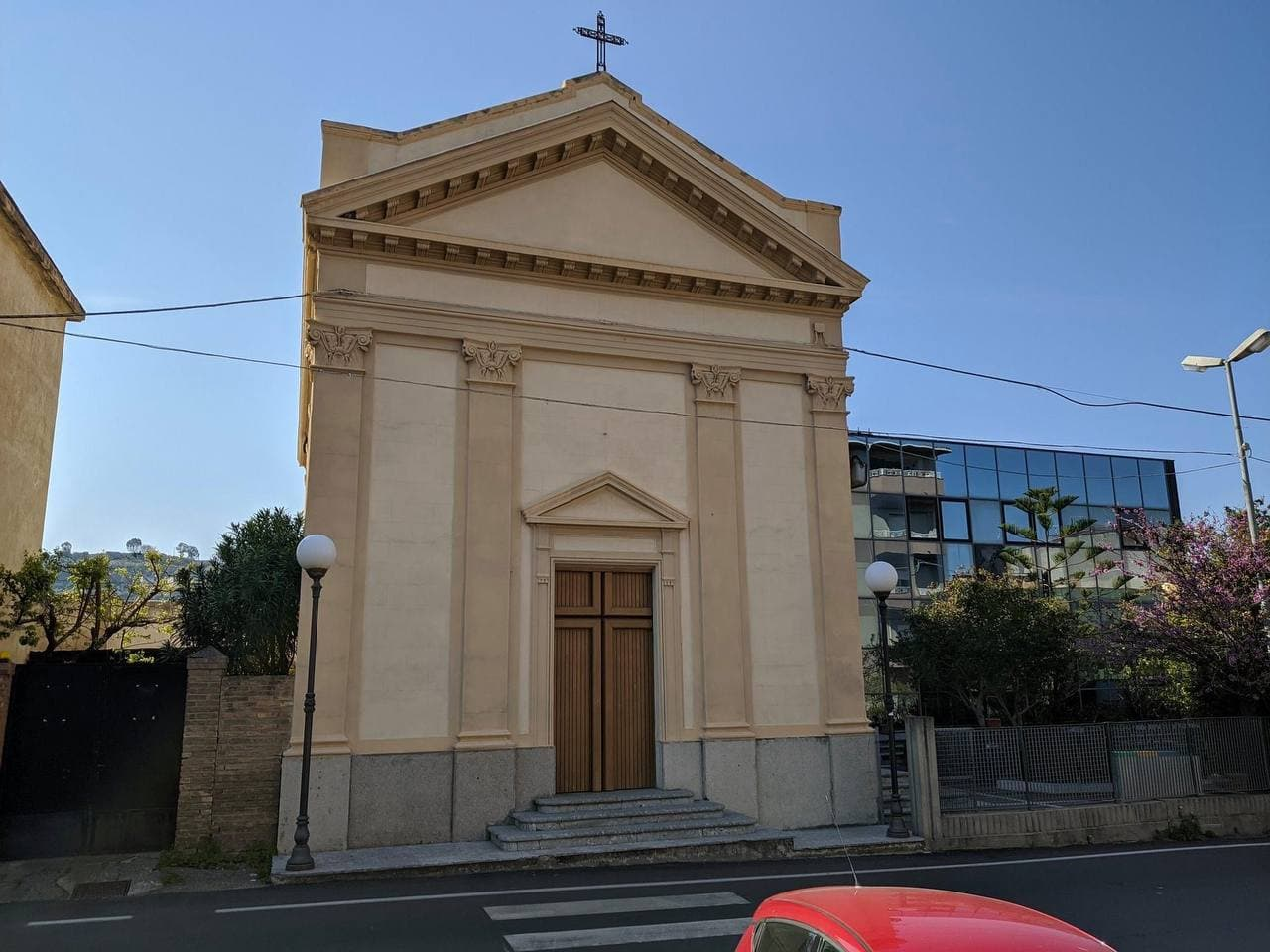 La parrocchia di San Sperato ricorda Giuseppe Cosentino