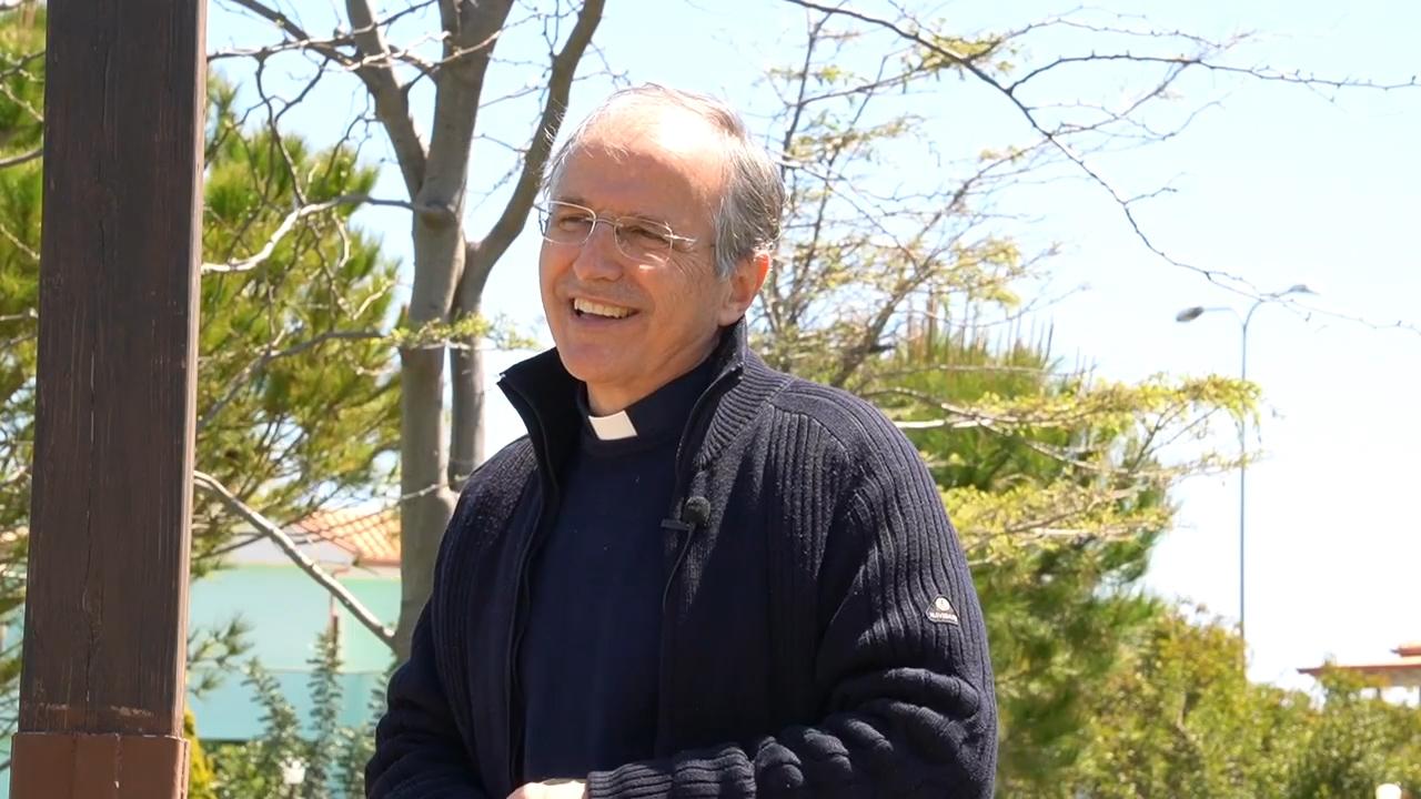 Il compleanno dell'arcivescovo Morrone