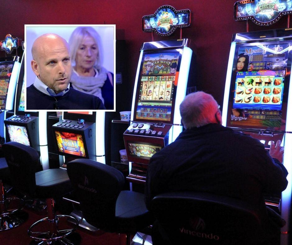 Squillaci: «Sull'azzardo non si può più perdere tempo»
