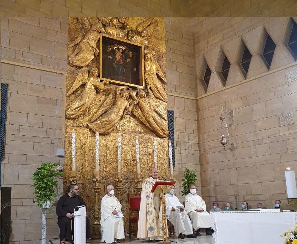 Madonna della Consolazione veglia