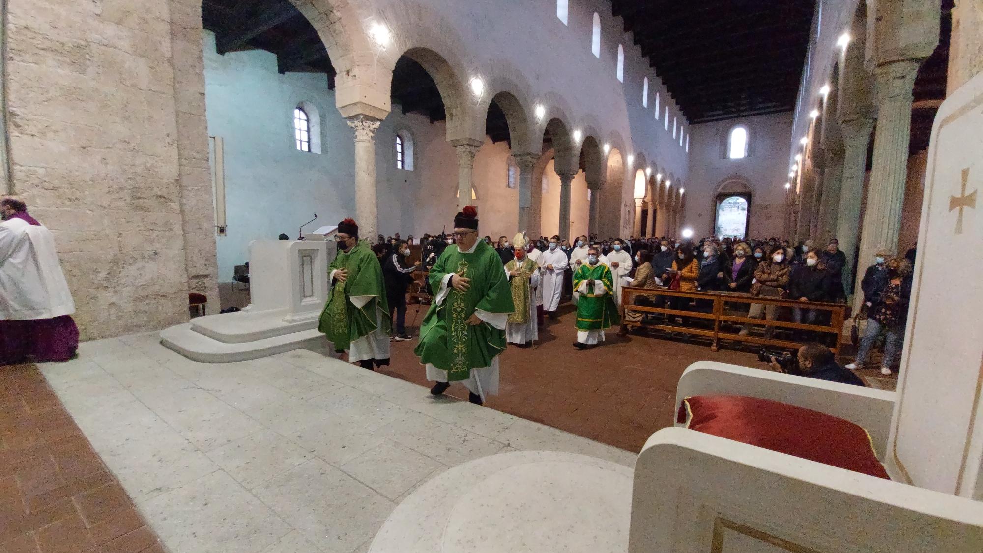 Cammino sinodale diocesi Locri-Gerace