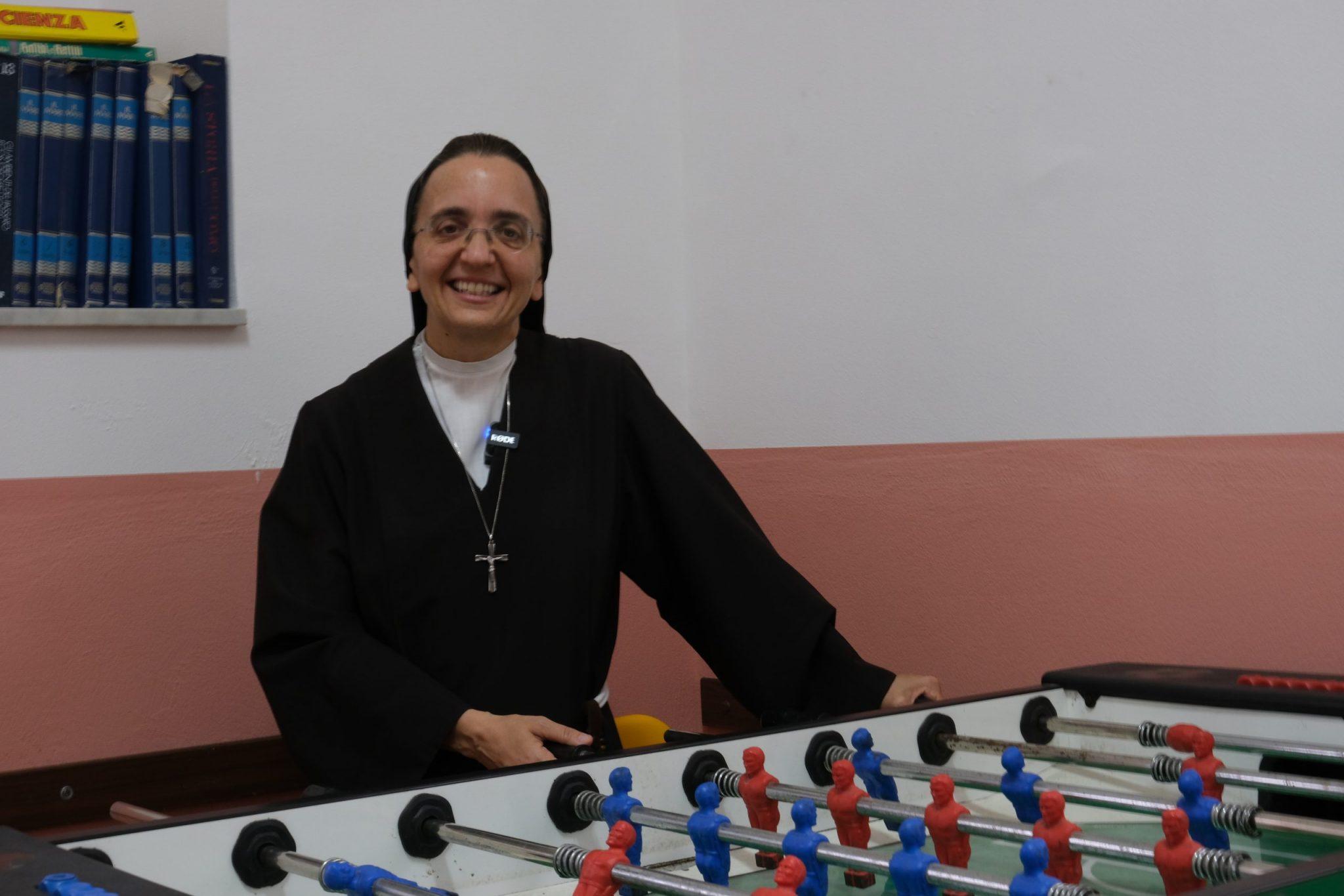 Suor Loriana Torelli saluta Reggio Calabria