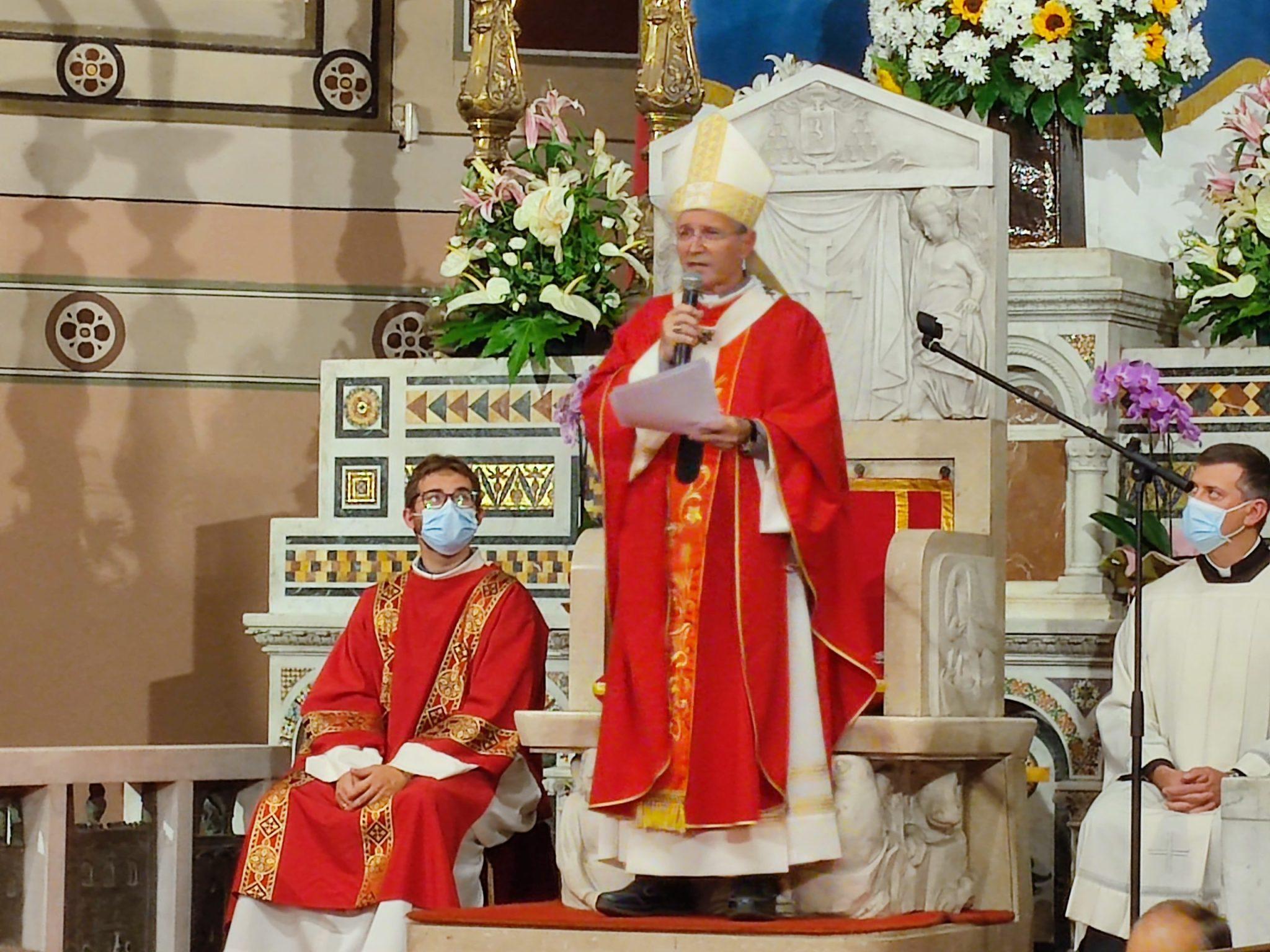 Sinodo diocesi reggio calabria