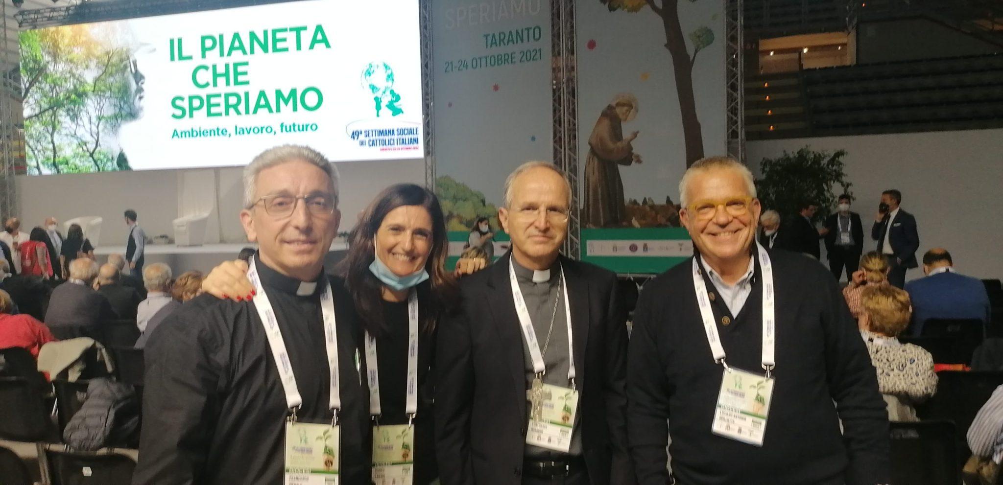 Settimana sociale diocesi Reggio Calabria - Bova