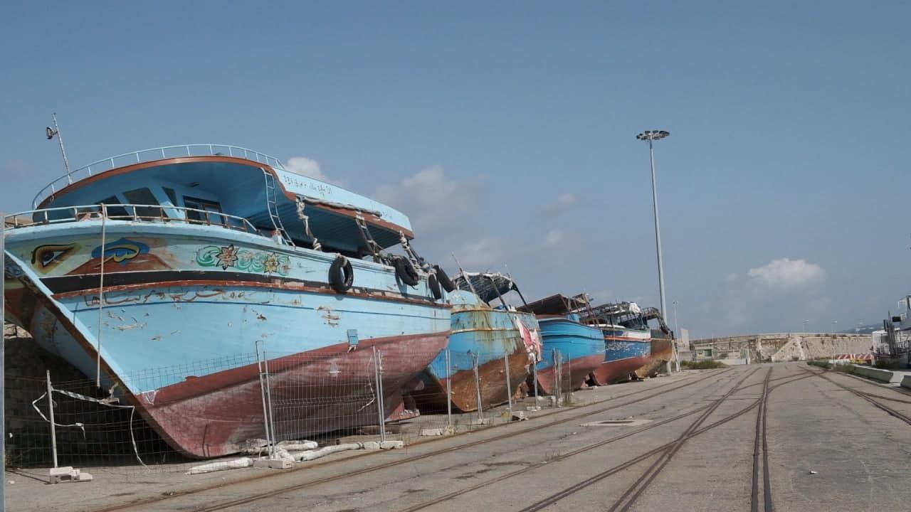 Imbarcazioni migranti