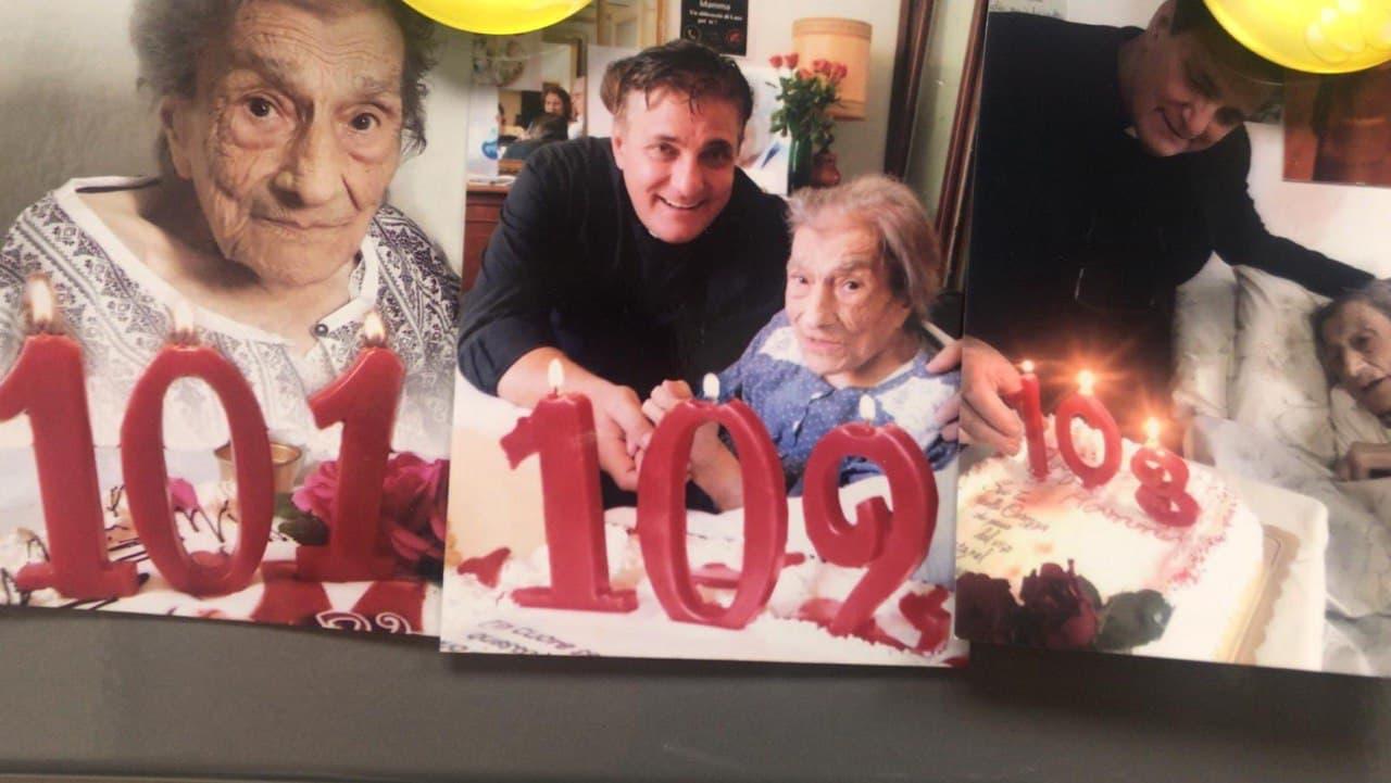 La signora Laura Tropea festeggia 104 anni
