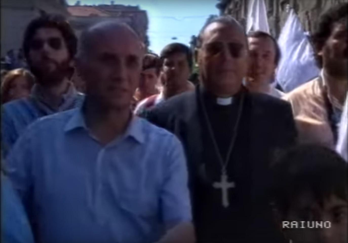 La marcia Reggio Calabria - Archi