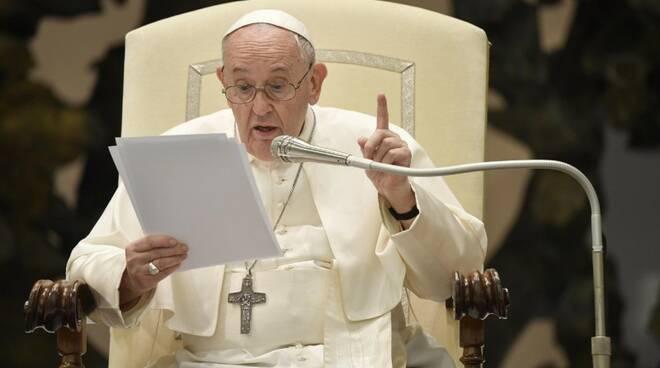 Udienza Papa Libertà